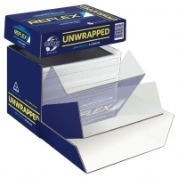 Reflex A4 Ultra White Paper 80gsm (Box of 2500sheets) Unwrapped