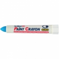 Artline Paint Crayon Marker 40 Permanent BX12 104003 Blue
