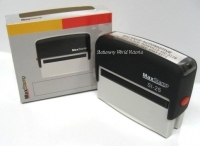MaxStamp Self-Ink Stamp Si-45 82x25mm