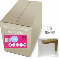 Tudor Envelope 353x250 B4 PS White Heavyweight BX250 140230