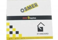 OSMER 23/8 Heavy Duty Staples Box of 1000
