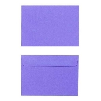 Quill Envelope 80gsm C6 114x162 Pack 25 - Lilac