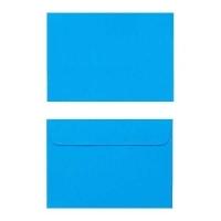 Quill Envelope 80gsm C6 114x162 Pack 25 - Marine Blue