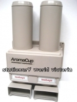 Aroma Cup Dispenser AC200T 2 teabag dispensers