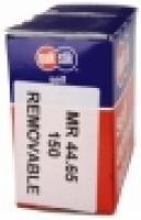 Quik Stik Labels MR4465  Rectangle 44x65mm White BX150