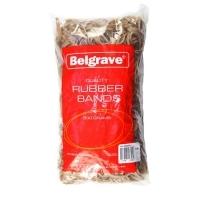 Belgrave Rubber Bands 500gm Bag Size 16 Width 1.5 x Length 60mm