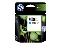 HP 940XL Ink Cartridge C4097AA Cyan HiCapacity