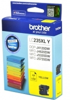 Brother Ink Cartridge LC235XL Yellow