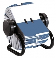 ROLODEX Rotary Card File RBC 400 Capacity SOP67236