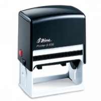Shiny Self-Inking Stamp S830 73x36mm