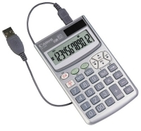 Canon PC Notebook Calculator LS12PC