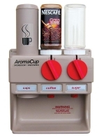 Aroma Cup Dispenser AC300C 2 ingredient+1 cup dispenser