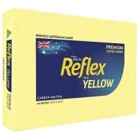 Reflex Tint Coloured Paper A4 80gsm Yellow