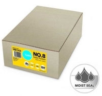 Tudor Envelope 150x100 P8 Seed MoistSeal Gold BX500