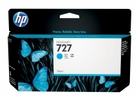 HP 727 Ink Cartridge B3P19A Cyan 130ml