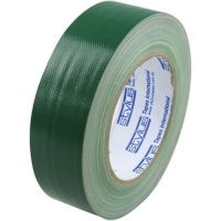 Stylus 399 Cloth Binding Tapes (Pack 8 rolls) 36mm x 25Mt Green