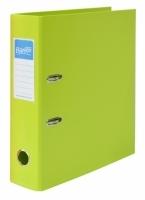 Bantex Lever Arch File PVC A4 Fruit Colours 1450-65 Lime