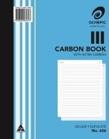 Carbon Book Duplicate 250x200 100LF Olympic 606