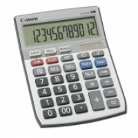 Canon Desktop Calculator LS121TS 12 digit LCD screen