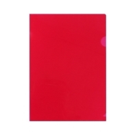 Beautone Letter Files 44000 A4 Red