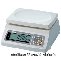 CAS Scale SW-1C Front & Rear Display 5Kg x 5g