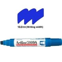 Artline Big Nib Whiteboard Marker 5109A Chisel Blue