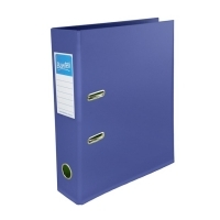 Bantex Lever Arch File PVC A4 Fashion Colours 1450-41 Urban Blue