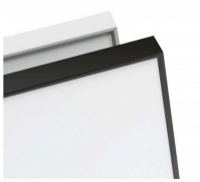 EDGE LX8000 Porcelain Magnetic Whiteboard Colour Frame 900x900