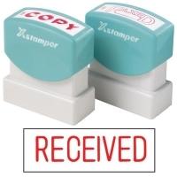 XSTAMPER STAMP - Received (Red) 1116 (5011160)