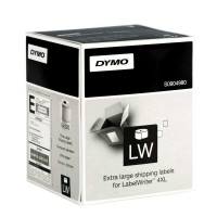 DYMO LABELWRITER LABELS 4XL Shipping Label 104x159mm