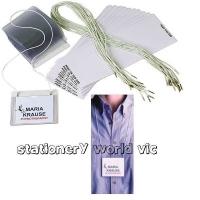 Rexel Hanging Badge Holders Set Box 50  90045