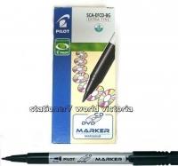Pilot SCA-EFCD-BG CD/DVD Ex/Fine Bullet-Tip Marker BX10 660012