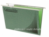 CRYSTALFILE CABINETFILE SUSPENSION FILES ONLY BX50 Green 113670C