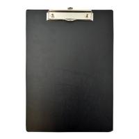 Bantex Clipboard Standard PVC A4 Black BX20