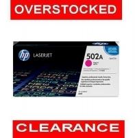 HP Toner 502A Q6473A Magenta
