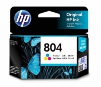 HP Ink Cartridge 804 T6N09AA Colour