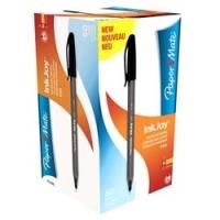 Papermate Inkjoy 100 Pens BX50 1.0 Black