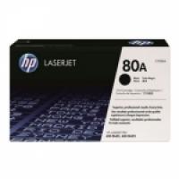HP Toner (80X) CF280A Black
