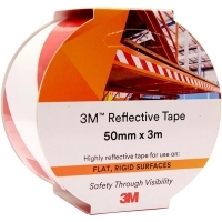 3M 7930 REFLECTIVE TAPE 50mm x 3M Red/White