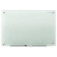 Quartet infinity Magnetic Glass Board Frosted 1200x915