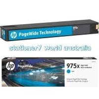 HP 975X Ink Cartridge High Yield Cyan