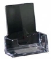 Deflecto Business Card Holder Portrait 70701V
