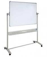 Visionchart Mobile Porcelain magnetic whiteboard 1800x1200