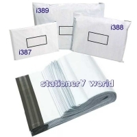 Italplast Courier Bag i389 5kg 375x550mm+Flap PK50