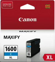 Canon Ink Cartridge PGI1600XL Cyan