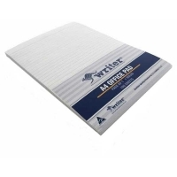 Writer Ruled Office Pads A4 100LF (Bank 50gsm)