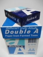 Double A Paper A5 White 80gsm A(1box:10reams) BX10reams