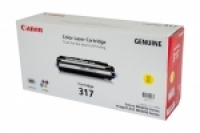 Canon Toner CART317Y Yellow