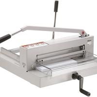 Ideal 4305 Manual Heavy Duty Guillotine 430mm Cut 40mm(300sheet)