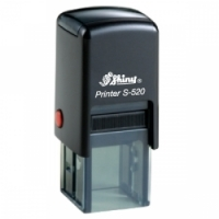 Shiny Self-Inking Stamp S520 (Square) 20x20mm